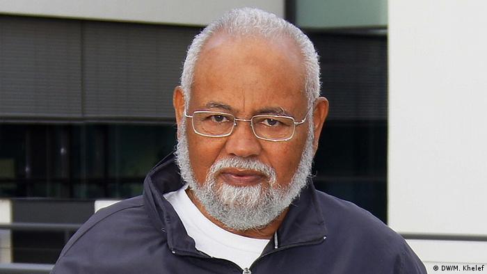 Prof. Ibrahim Noor Sharif wa Chuo Kikuu cha Qaboos, Oman.