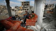 Gaza Zerstörung 27.08.2014