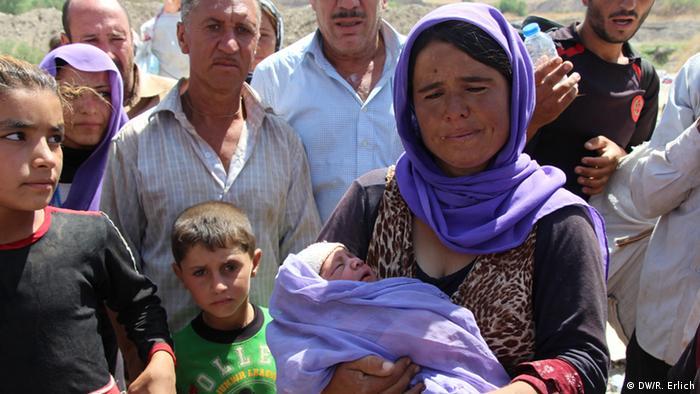 Yesida, una étnia habitante de Siria e Irak, es una de las comunidades más amenazadas, desde hace siglos.