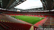 Russland Eröffnung Fußballstadien WM 2018 Otkritie Arena