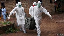 03.09.2014 DW fit und gesund Ebola