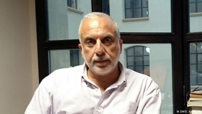 Soli Özel, Professor für Internationale Beziehungen an der Kadir Has Universität in Istanbul (Foto: DW/D. Heinrich)