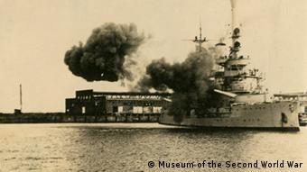 Museum of the Second World War Archivfotos Kriegsbeginn