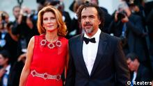 71. Venedig International Film Festival Alejandro Inarritu Roter Teppich Eröffnung