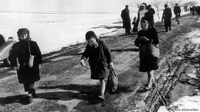 Vertreibung Deutsche aus Polen Zweiter Weltkrieg 1950