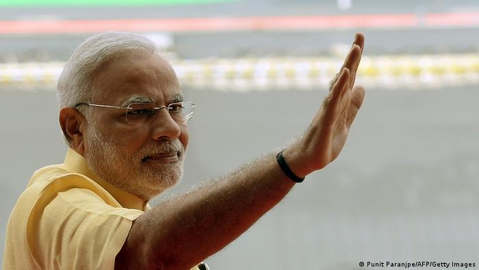 Indiens Premierminister Narendra Modi (Foto: AFP/Getty Images)