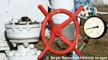 Symbolbild Ukraine Russland Gaspipeline