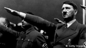 Adolf Hitler 1939 (Getty Images)