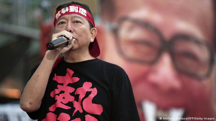 Lee Cheuk-yan Labour Party Hong Kong