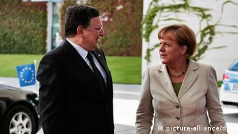 Balkan-Konferenz in Berlin 28.08.2014 Merkel mit Barroso