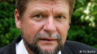 Professor Klaus Schroeder