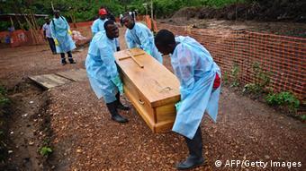 Zaidi ya watu 4,500 wamkufa kutokana na Ebola mpaka sasa