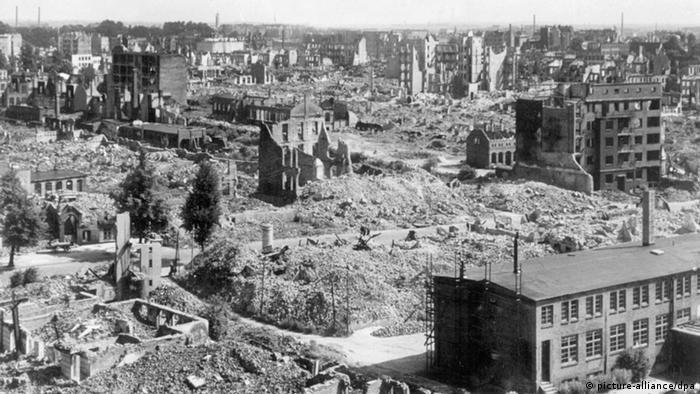 Hamburg Zweiter Weltkrieg