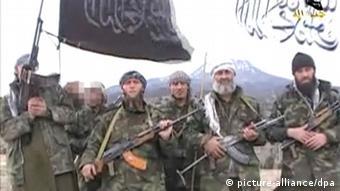 Deutsche in einem Dschihadisten-Camp in Pakistan (2009) - Foto: dpa