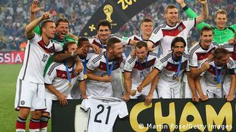 El Mundial de Fútbol fue lo más buscado por los alemanes en Google.