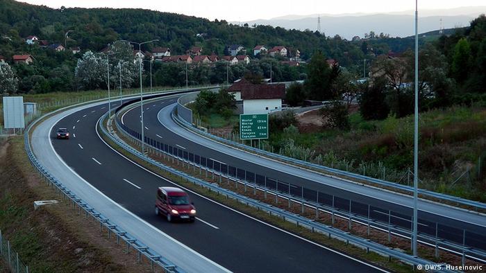Bosnien und Herzegowina Autobahn A1