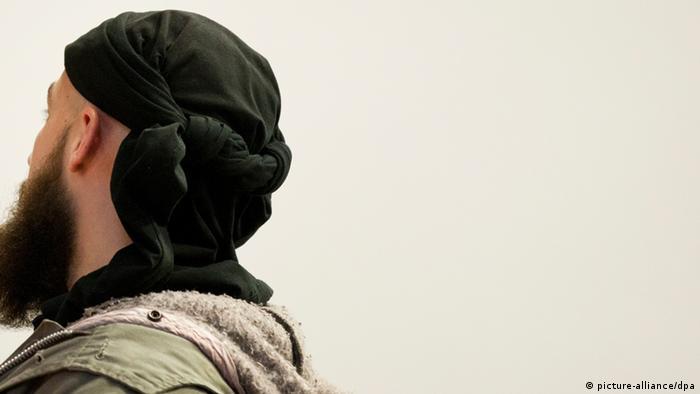 Deutschland Dschihadisten Archiv 2012