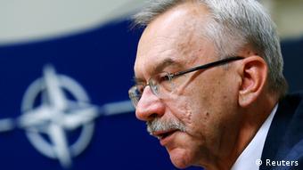 Igor Dolhow, NATO-Botschafter der Ukraine (Foto: rtr)