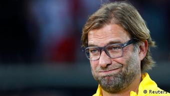 Bundesliga Augsburg vs Dortmund 29.08.2014 Klopp