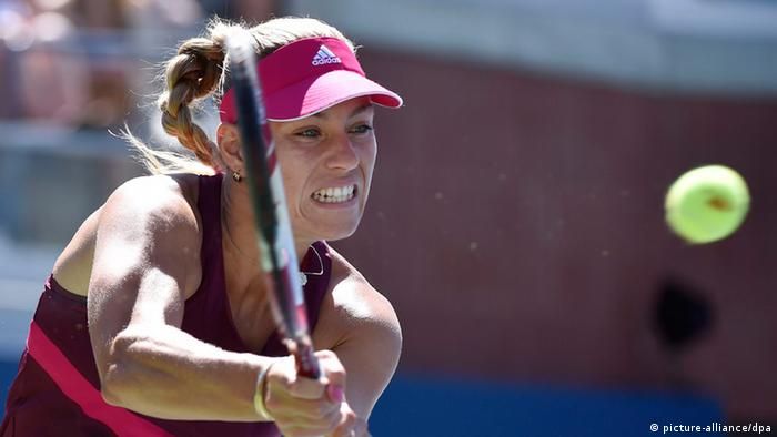 US Open Tennis Angelique Kerber