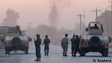 Afghanistan Taliban verüben Anschlag auf Gebäude des Geheimdienstes in Dschalalabad 30.08.2014