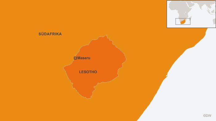 28.08.2014 DW Online Karusell Lesotho Maseru deu