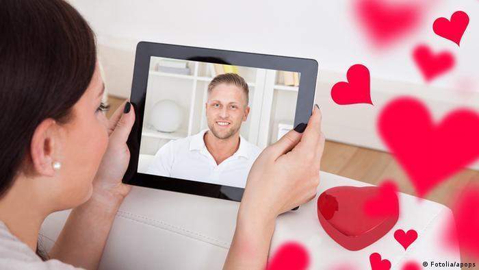 Symbolbild Video Chat