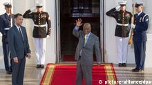 Tom Thabane Premierminister von Lesotho