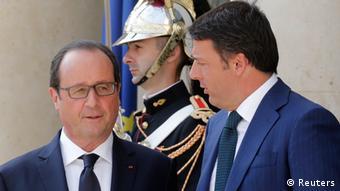 Ιταλία και Γαλλία θέλουν λιγότερες περικοπές και στοχευμένες κρατικές επενδύσεις προκειμένου να δοθεί ώθηση στην ανάπτυξη