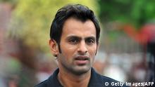 Shoaib Malik Cricket Pakistan (Getty Images/AFP)