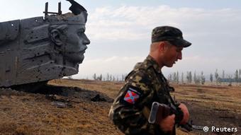 Ukraine Pro-Russische Separatisten (Foto: REUTERS/Maxim Shemetov )