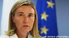 Federica Mogherini neue EU-Außenbeauftragte