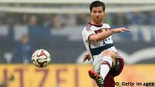 Fußball Bundesliga FC Schalke 04 vs. FC Bayern München Alonso