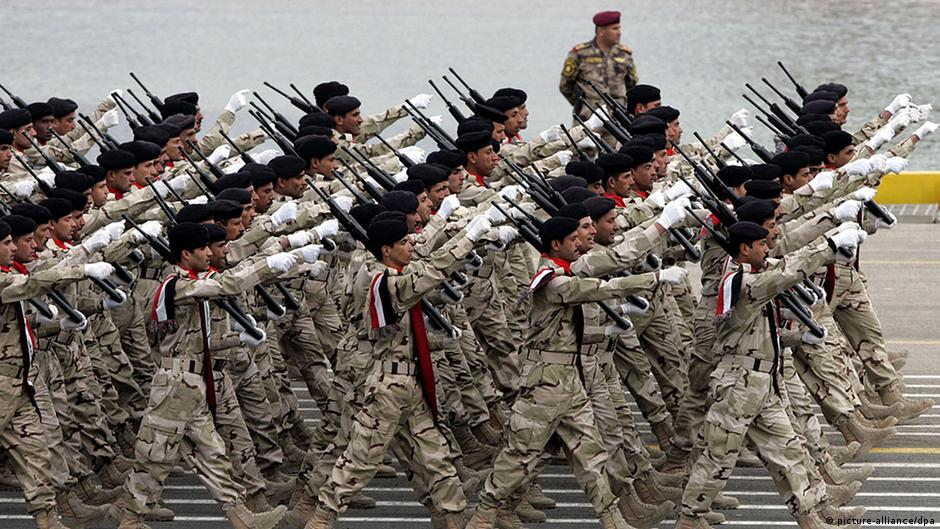 Iraq rebuilds national army to face 'Islamic State' threat | DW | 06.01.2015