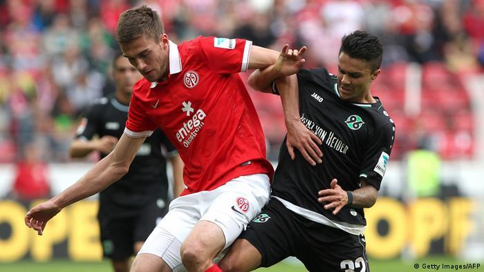 Mainz versus Hanover