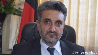 عبدالرئوف احمدی سخنگوی پولیس هرات.