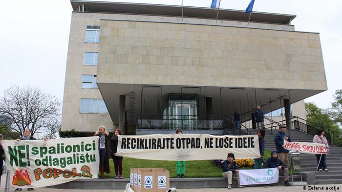 Prosvjedi Zelene akcije