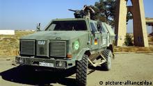 Schutztransportfahrzeug Dingo 1 Bundeswehr
