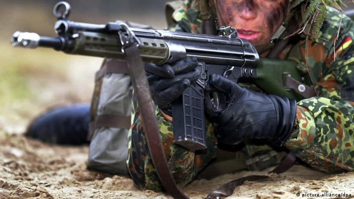 Sturmgewehr G3