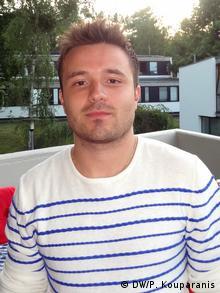 Ο Γιάννης Γουλούτης, απόφοιτος Οικονομικών AΠΘ
