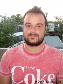 Ο Γιώργος Κουγιουμουτζής θέλει να εργαστεί στον τομέα της γαστρονομίας