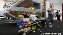 Caravan Salon Düsseldorf Messe Camping Messe 2014 Deutschland