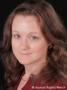Alice Farmer, Human Rights Watch