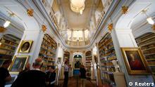 Anna Amalia Bibliothek Weimar ARCHIV 15.08.2014