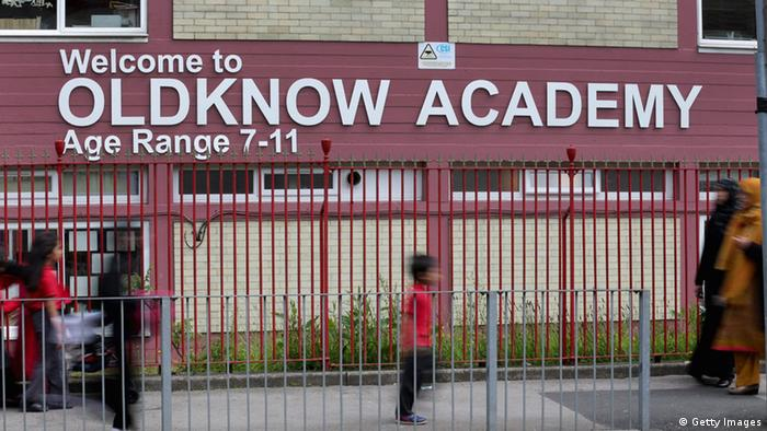 Birmingham Oldknow Academy