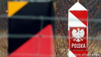 Deutschland Polen Beziehungen Symbolbild