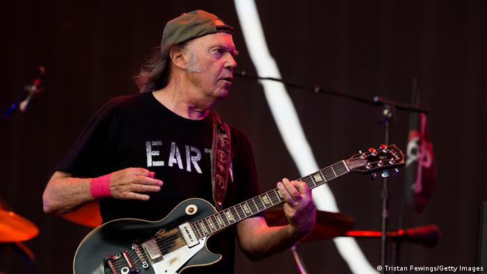Neil Young (Tristan Fewings/Getty Images)