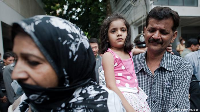 Refugees from Pakistan in Thailand