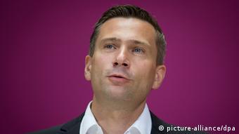Martin Dulig. (Photo: Kay Nietfeld/dpa)