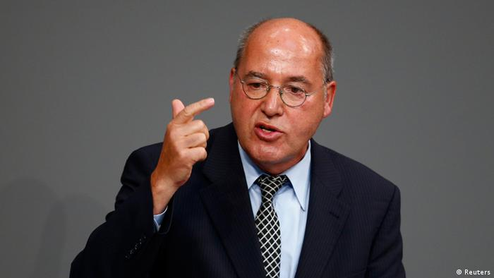 Bundestagsdebatte 01.09.2014 Gregor Gysi